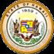 Le sceau de l'état d'Hawaï
