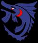 Heraldique meuble dauphin.svg