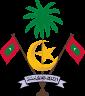 Emblème des Maldives
