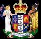 Armoiries de la Nouvelle-Zélande