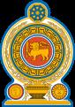 Armoiries du Sri Lanka