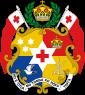 Armoiries des Tonga