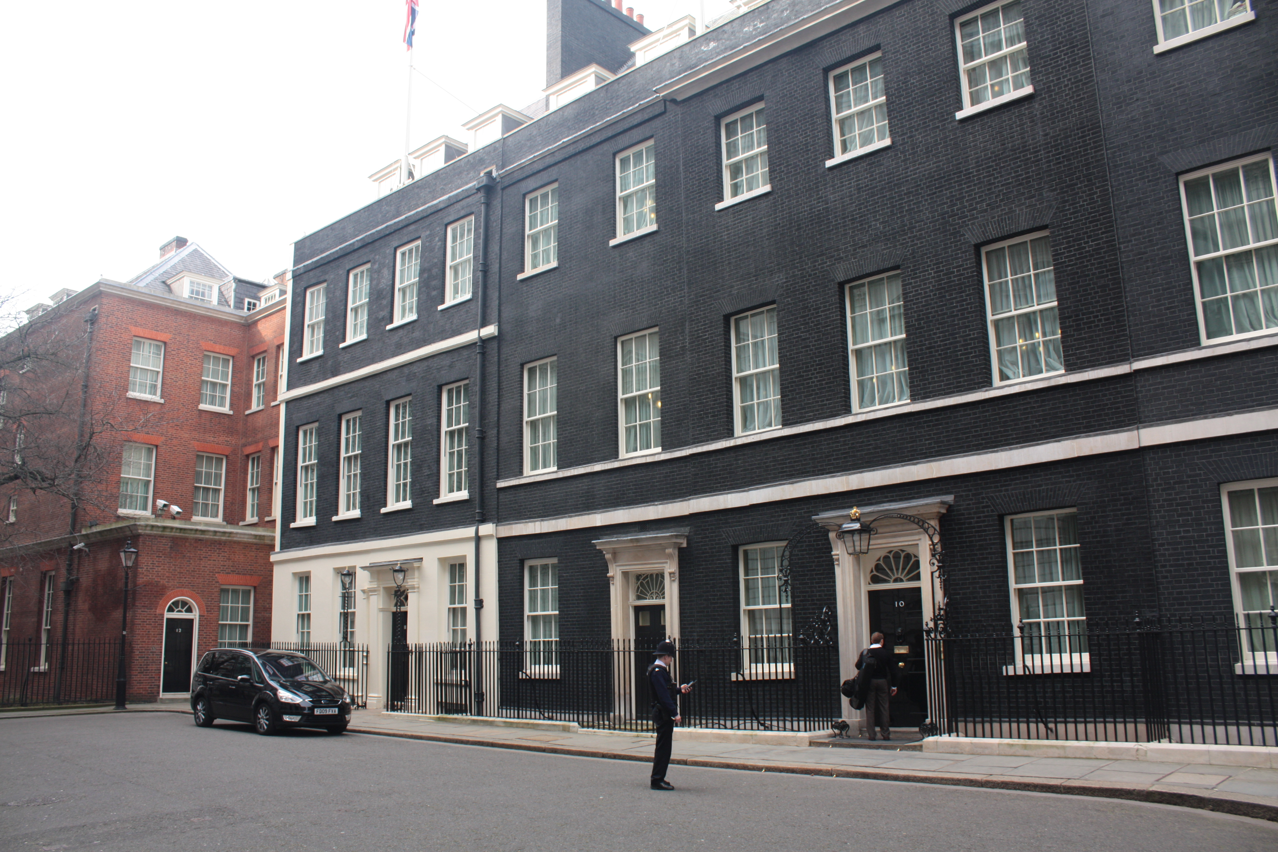 10 Downing Street Definition Et Explications