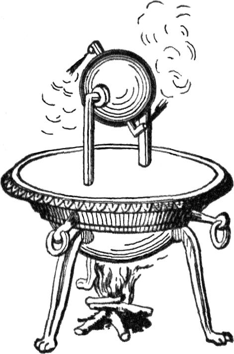 L'�olipyle d'H�ron d'Alexandrie