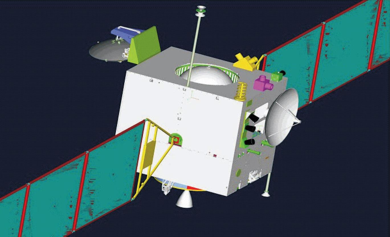La sonde Chang'e 1