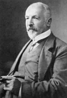Georg Cantor.