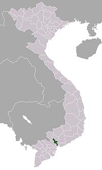 Situation de H?-Chí-Minh-Ville