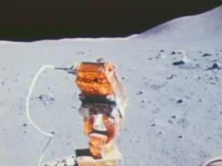 Apollo 15 lunar rover EVA2.ogg