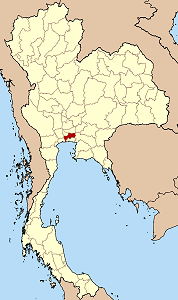 province de Bangkok