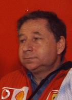 Jean Todt en 2000