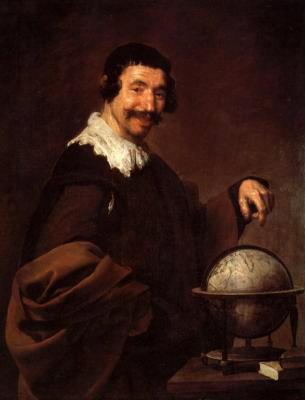 Diego Vel�zquez, Le G�ographe (1627-1630)